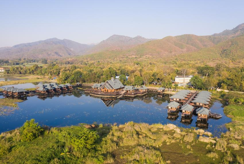 Serenity Inle Resort